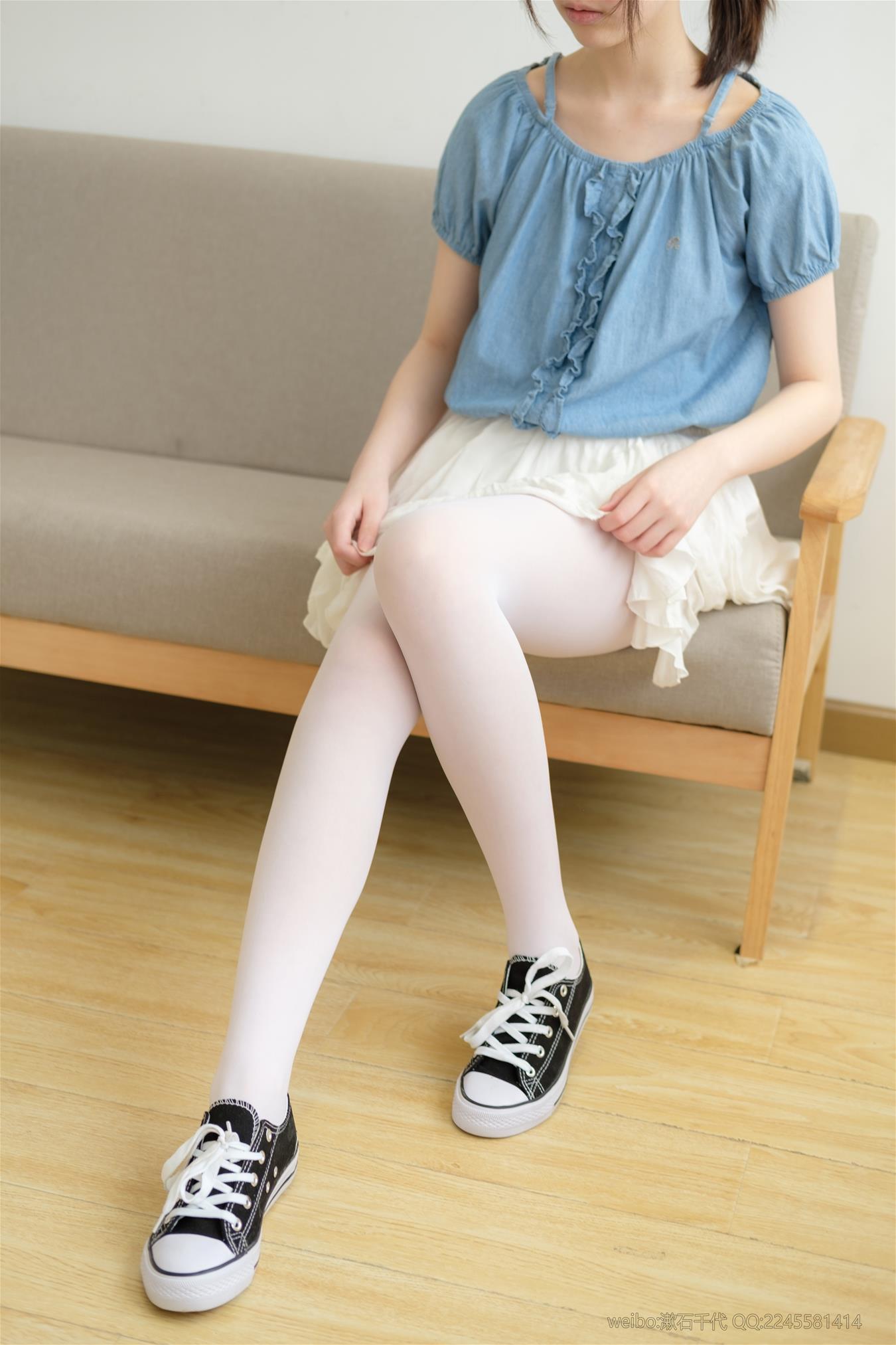 轻兰映画 Blue and White [129P-698MB] 轻兰映画-第3张