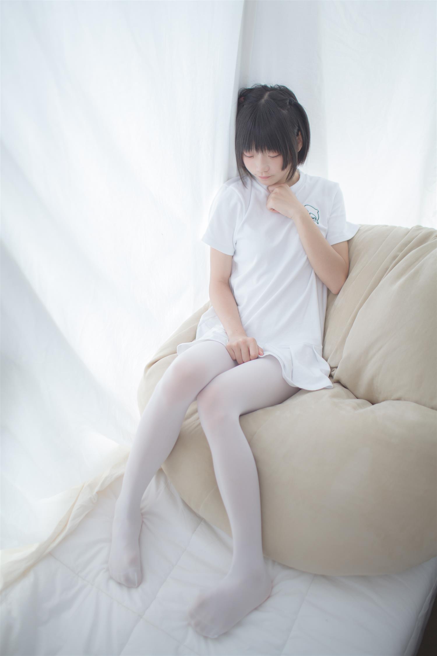 少女秩序 VOL.003 白丝萝莉 [40P-232MB] 少女秩序-第2张