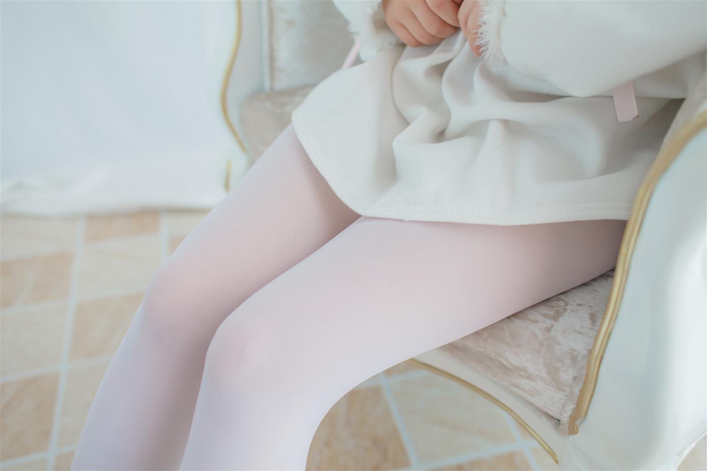 少女秩序 VOL.016 白色透着肉感 [49P-353MB] 少女秩序-第1张