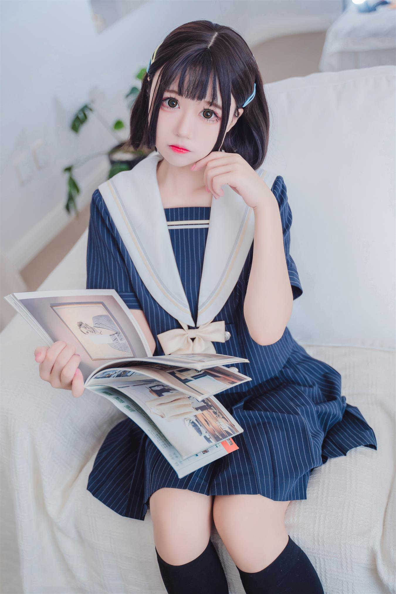 猫君君_MaoJun 清纯学妹 [40P-343MB] 网红少女-第1张
