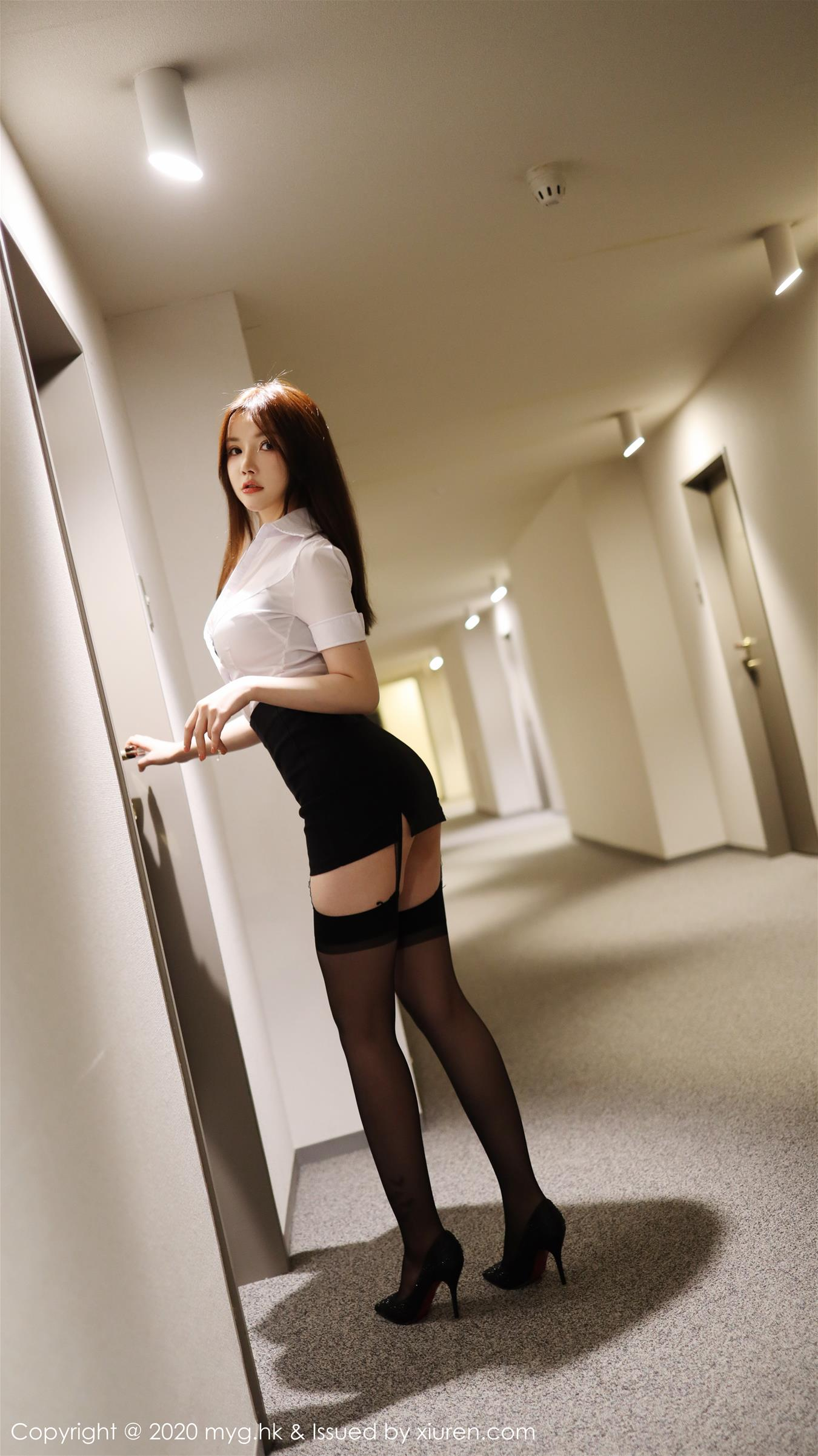 [MyGirl美媛馆] 2020.01.17 VOL.427 糯美子Mini [58P-119MB] 人气女神-第2张
