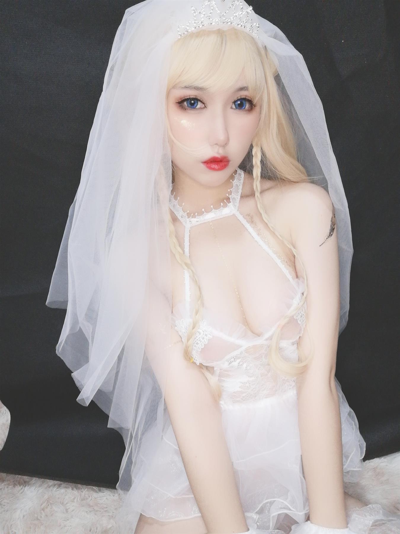 芋圆侑子 魔王的新娘 [170P10V-458MB] 网红少女-第1张
