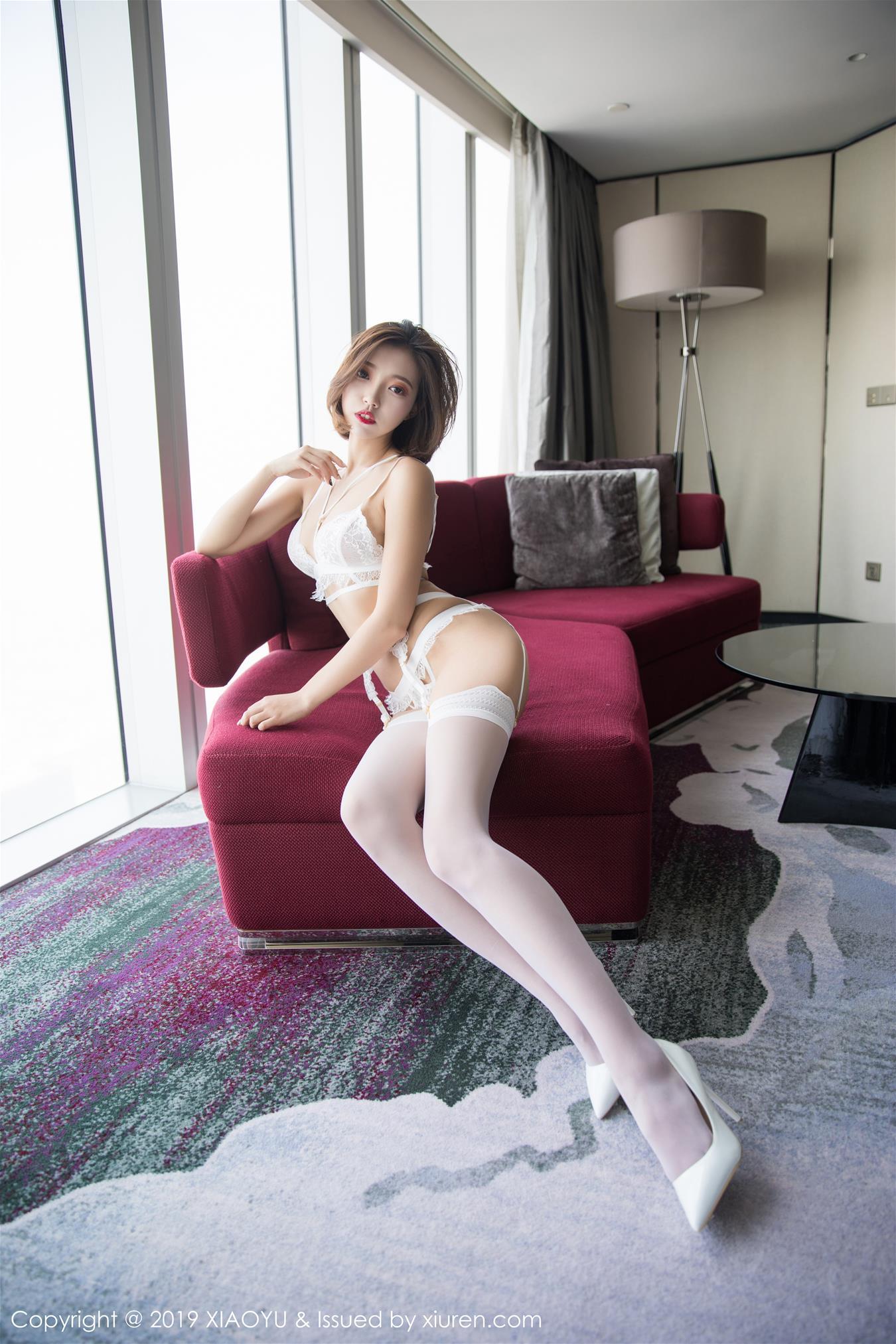 [XIAOYU] 语画界 2019.04.17 VOL.053 冯木木LRIS [59P-202MB] 人气女神-第3张