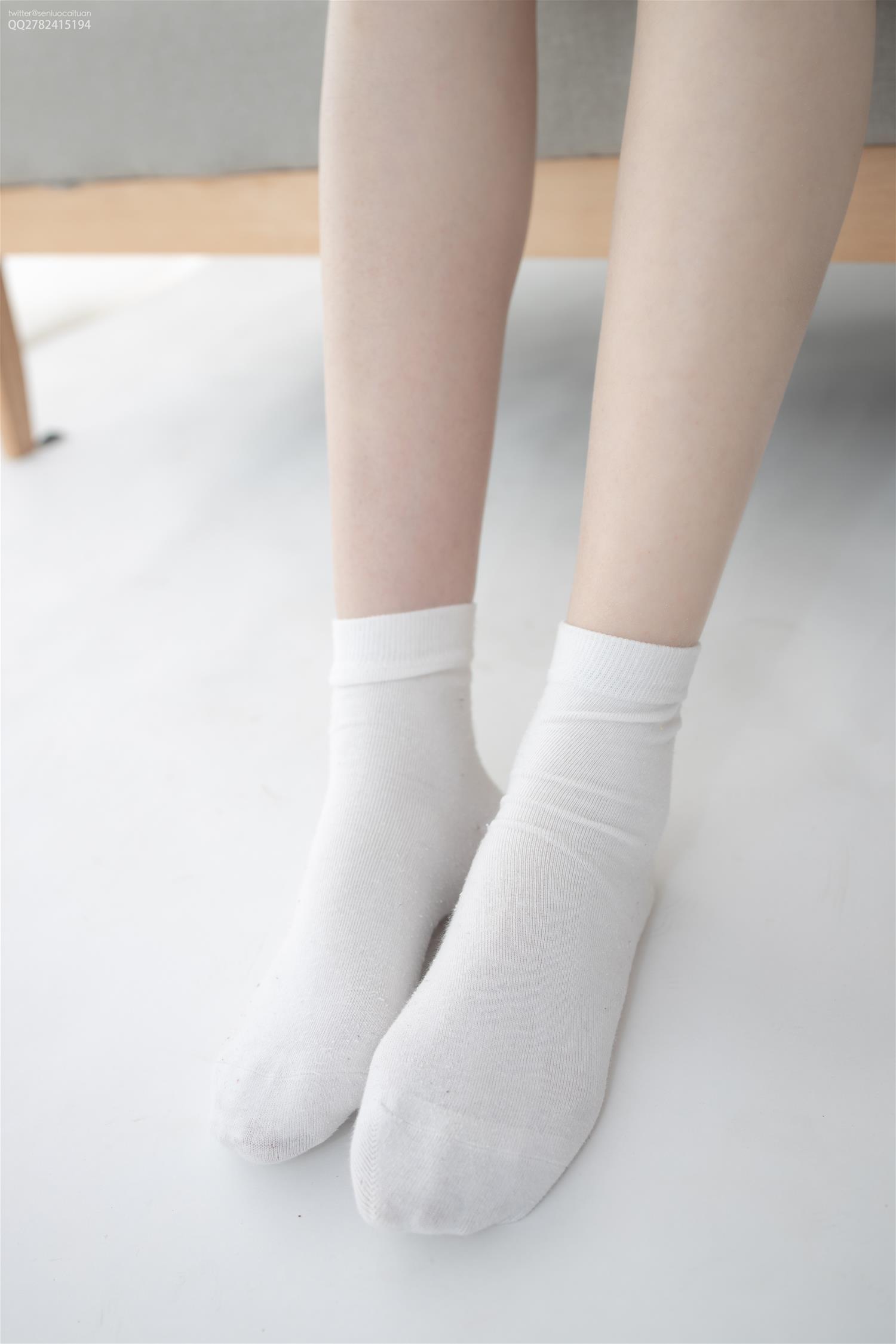 森萝财团 JKFUN-045 定制03 Aika 短棉袜 [27P1V-1.46GB] 森萝财团-第1张