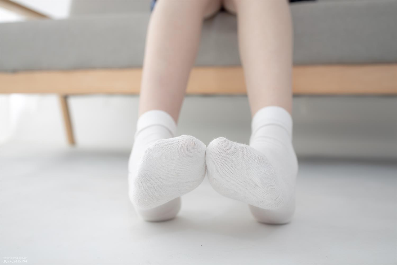 森萝财团 JKFUN-045 定制03 Aika 短棉袜 [27P1V-1.46GB] 森萝财团-第3张
