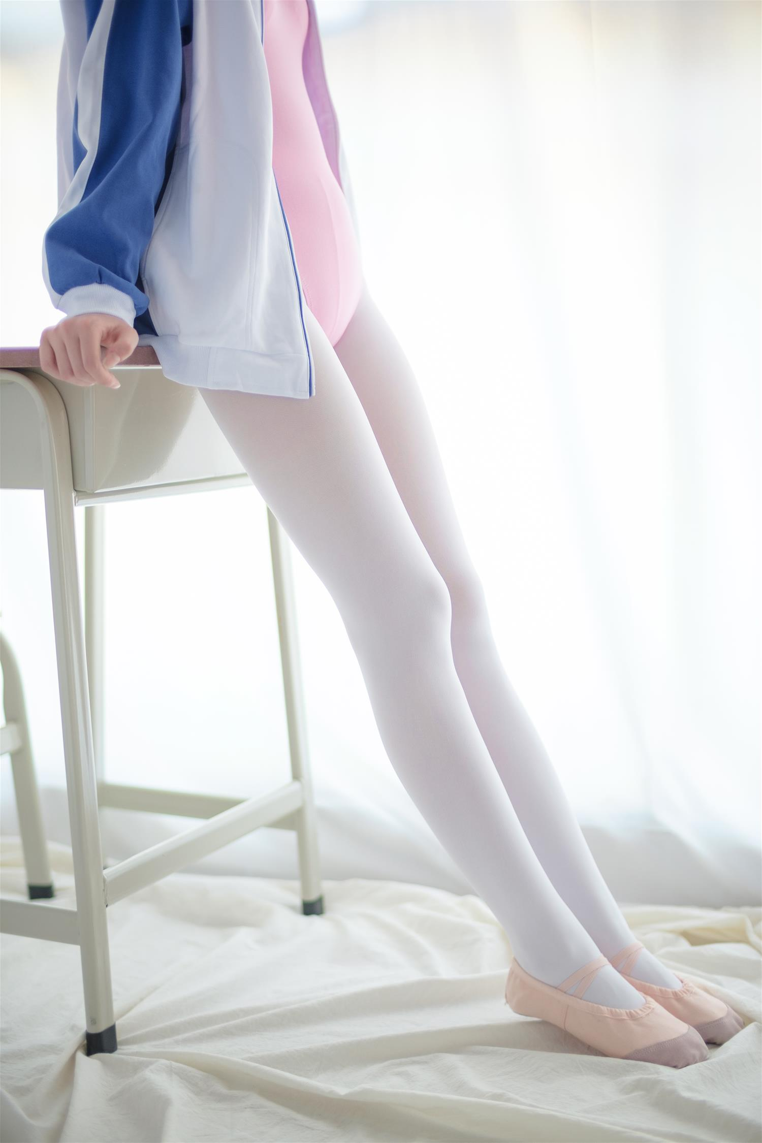 森萝财团 R15-012 白丝粉红少女 [84P-392MB] 森萝财团-第3张